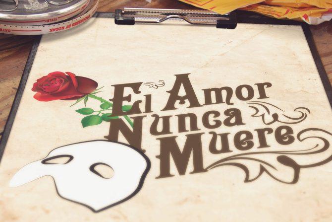 Branding   El Amor Nunca Muere   Hostelería