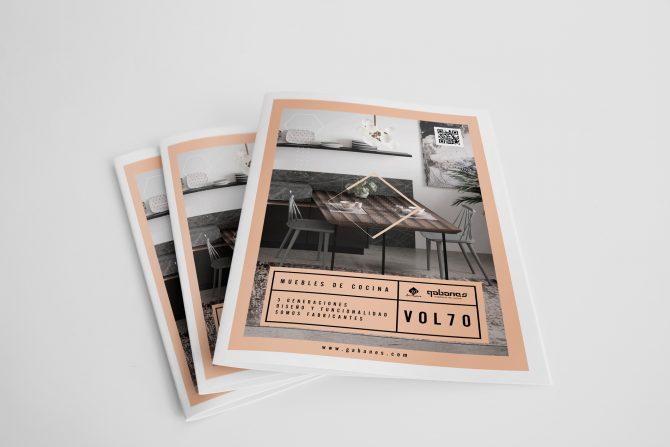 Cuadrípticos | Muebles de cocina Gabanes