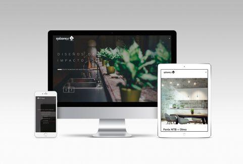 Web | Muebles de cocina Gabanes