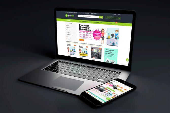 Tienda online + de 3000 productos | Publimer