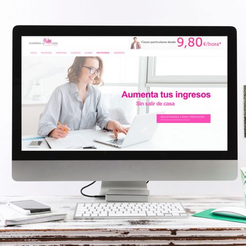 Plataforma Academia Online | Academiaencasa.online