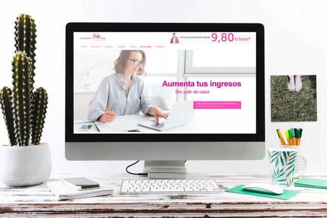 Web Academia Online | Academiaencasa.online
