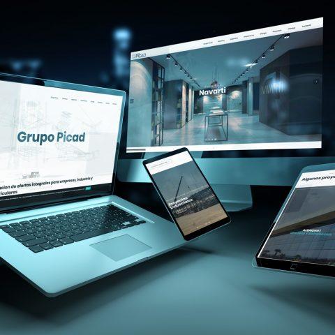 Grupo Picad | Web Corporativa