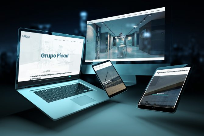 Grupo Picad | Web Corporativa